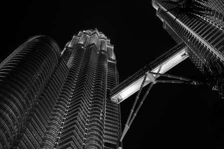 tallest: Malaysia Twin Tower the tallest building in the world