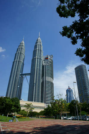 tallest: Malaysia Twin Tower. One of the tallest building in the world