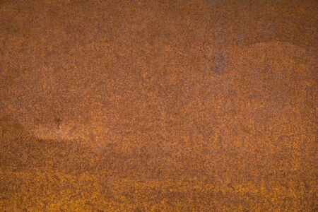 rusted: Rusted steel texture background