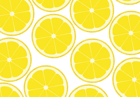 lemon: Background from the cut lemons