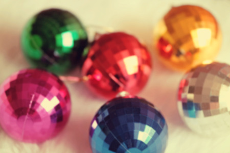 mirror ball: Colorful mirror ball