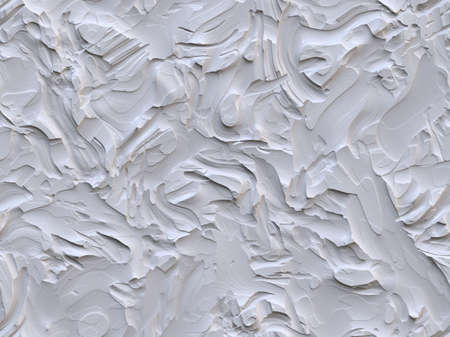 plaster of paris: cement wall texture abstract Stock Photo