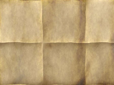 ancient parchment for use as background art Stock Photo - 3438628