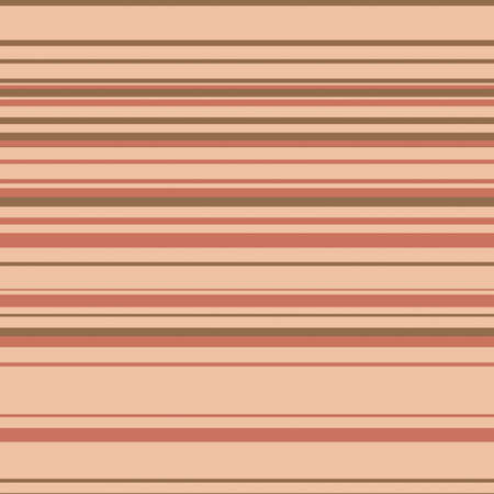 horizontal stripe wallpaper in various shades of peach (seamless tiling) Stock Photo - 3730577