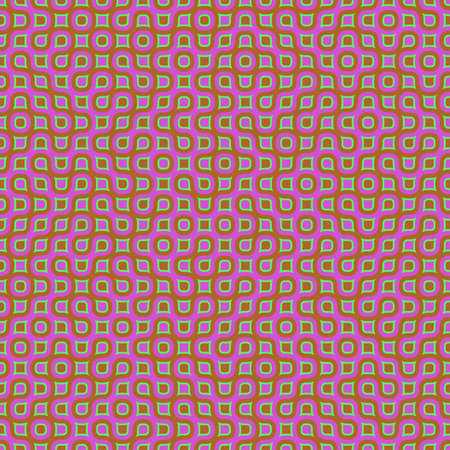 gaudy: artwork using  contrasting colors for use as background -seamless tiling