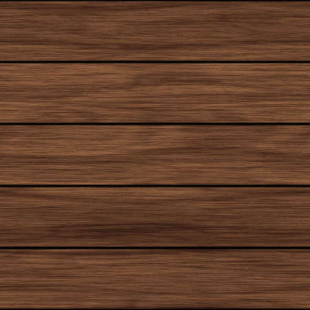 cor: illustration of wood surface with horizontal grain lines Stock Photo