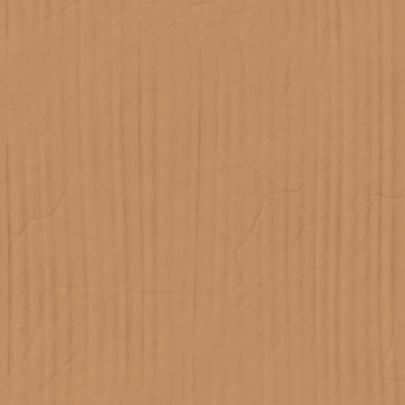 paperboard: closeup of cardboard texture showing details (seamless tiling) Stock Photo