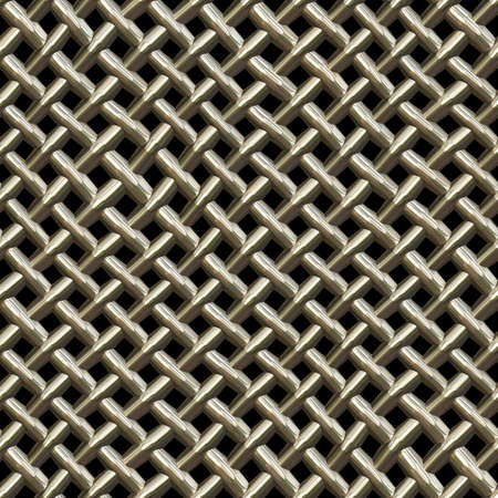 metal net: metal mesh texture that can be seamlessly tiled