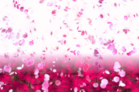 artwork inspired by the japanese cherry blossom season Stock Photo - 3941652