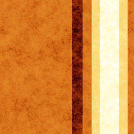 grunge effect orangey brown stripe wallpaper (seamless tiling) Stock Photo