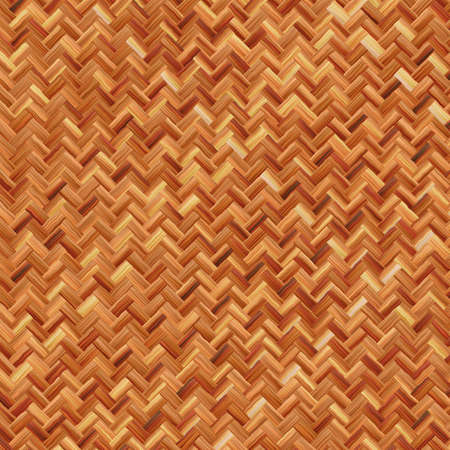 weave texture in warm brown (seamless tiling) photo