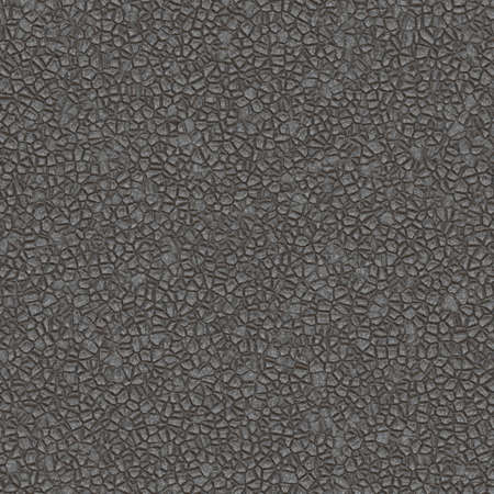 tiling: asphalt texture illustration that can be seamlessly tiled Stock Photo