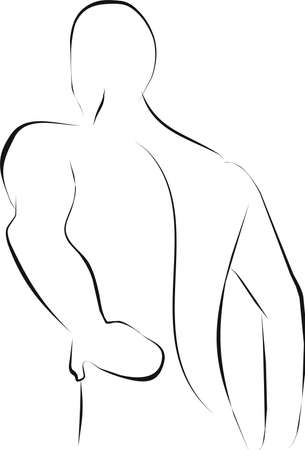 Backache photo