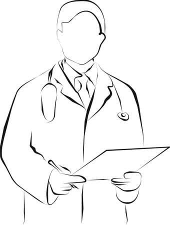 doctor vector: doctor vector