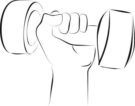 stronger: hand rising drum bell for exercise