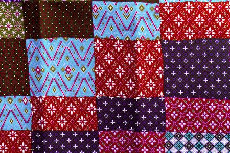 snobby: Tessuto di cotone come sfondo astratto o texture e versatile Archivio Fotografico