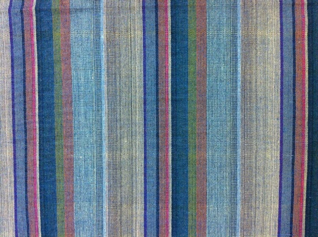 Abstract plaid fabric texture pattern wall. Stock Photo