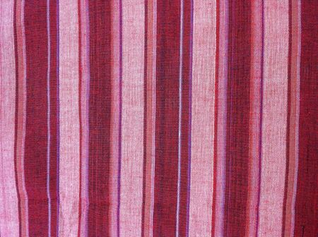 cotton: Abstract plaid fabric texture pattern wall. Stock Photo