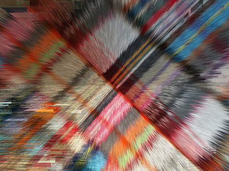 Abstract Blurred Colorful Background Design