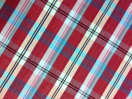 chequered drapery: colorful plaid background and abstract texture design retro grunge background