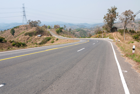 areas: Roads in rural areas of developing countries
