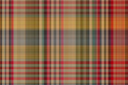 loincloth: Seamless plaid fabric colorful abstract, background, pattern, texture Stock Photo