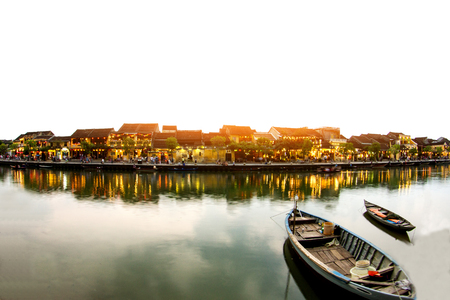 Hoi An old town in vietnam