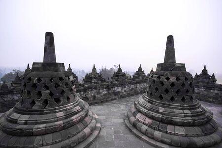 Borobudur temple, Java, Yogyakarta, Indonesia