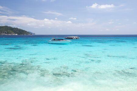 Beauty,Tropical beach, Similan Islands, Andaman Sea, National Park, Phangnga Province, Thailand