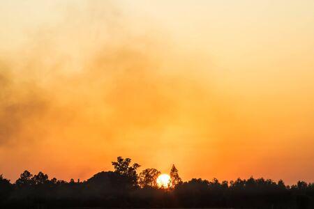 Sun, Global Warming, Heat wave hot sun, Climate Change, Burning forest