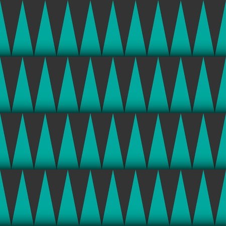 Seamless seamless background pattern with triangles  Vector