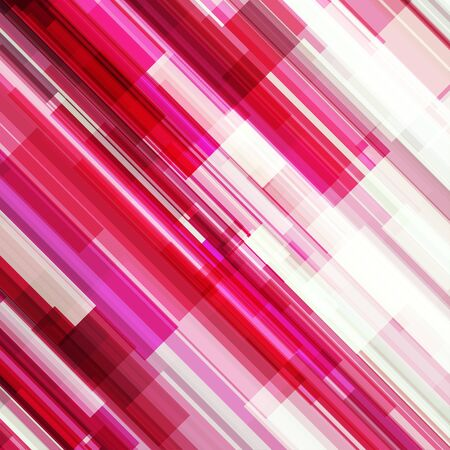 Abstract vector background with transparent pink stripes Illustration