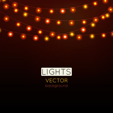 glowing lights: Abstract background with bright glowing lights