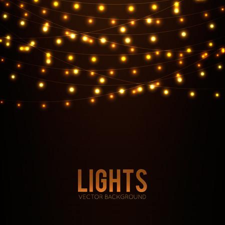 semaforo rojo: Resumen de fondo con las luces brillantes