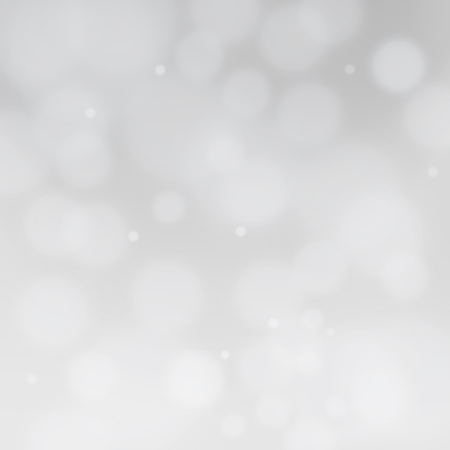 stopped: Abstract monochrome bokeh bubbles background