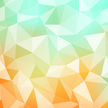 gradient background: Abstract blurred gradient background with triangles
