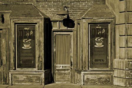 デリ ・ レストラン 写真素材
