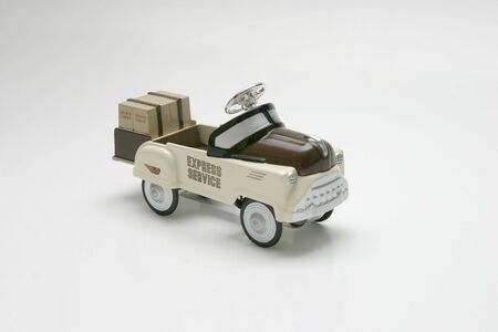 Pedal Car Toy - Express Delivery