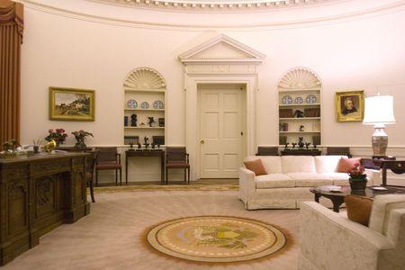 veto: White House Oval Office
