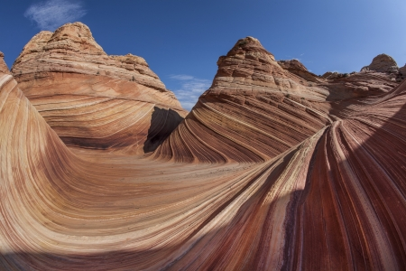 scorch: The Wave in Utah Stock Photo