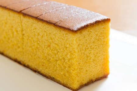 Pan di Spagna giapponese