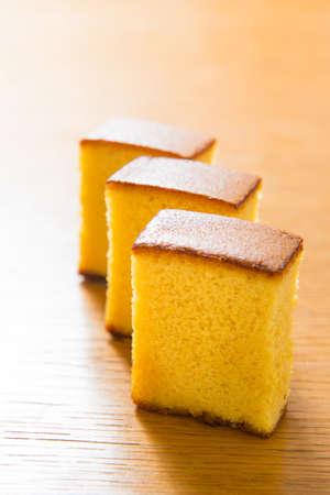 Japanese sponge cake