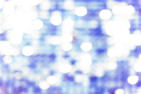 Abstract blur sequin dress colorful bokeh purple light. Design backdrop. Disco color Zdjęcie Seryjne