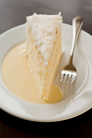coconut cake at Restaurant Jane, Santa Barbara, California, United States of America photo