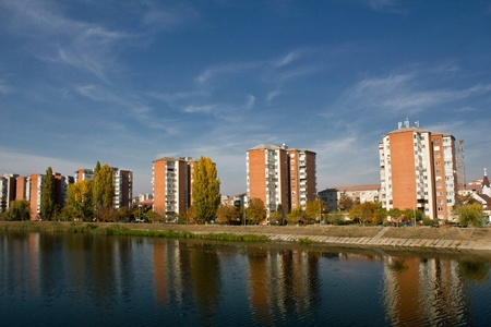 reflektion: River Crisul Repede Oradea