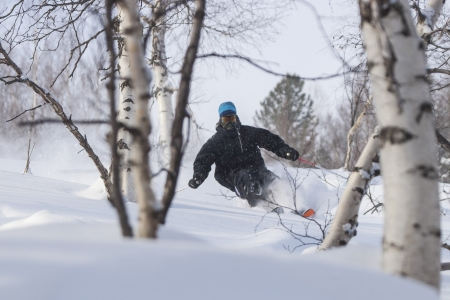Freeride in Siberia photo