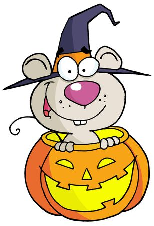 mouse: Halloween mouse