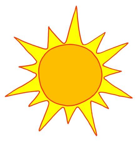 Té Sun  Banque d'images - 7267636