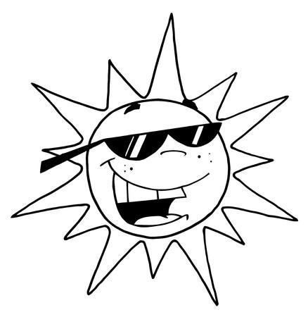 クールな太陽文字の概要