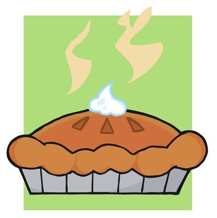Hot Thanksgiving Pie